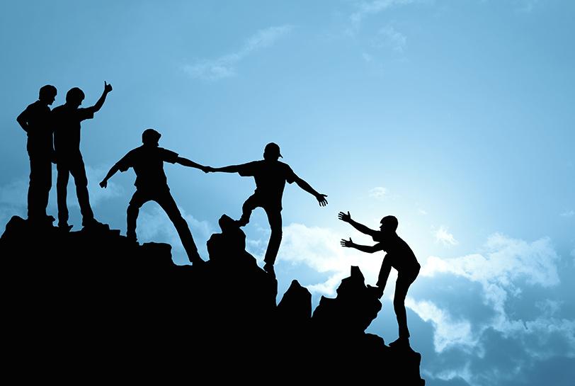 Seguridad psicológica y efectividad de equipo - Equipo de escalada