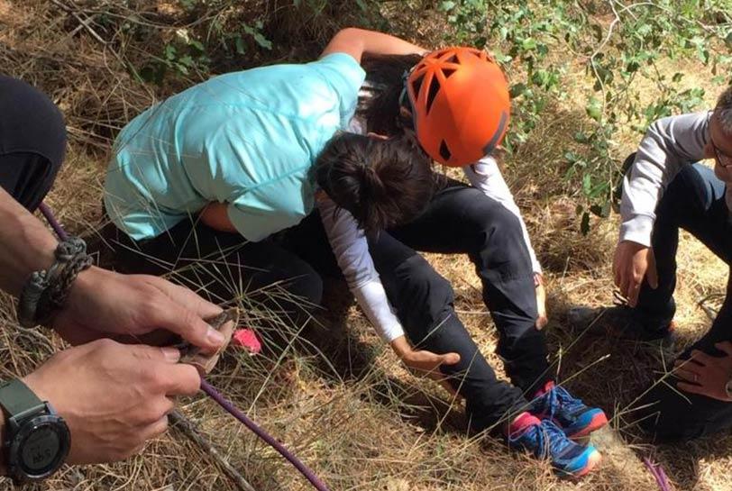 Team building en Barcelona - Aventura y rescate