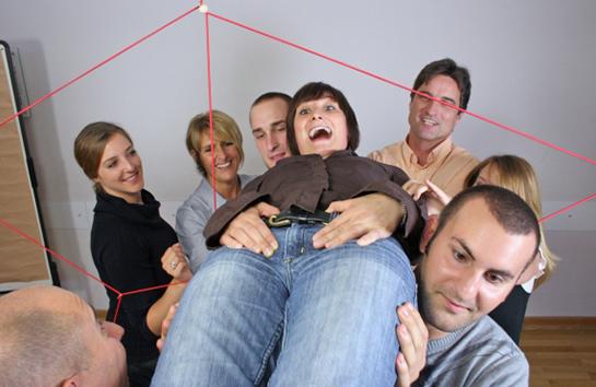 Todos a Una: desarrollo de equipos de trabajo - Dinámica 2