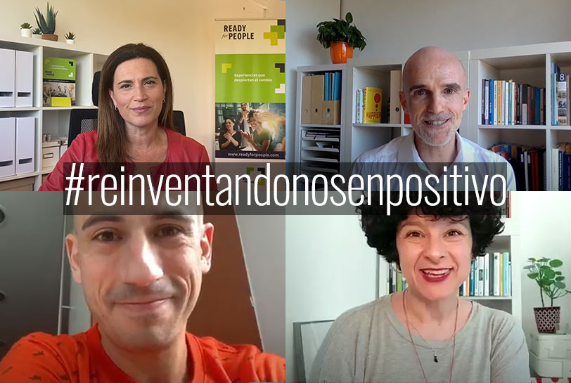 Conoce #reinventandonosenpositivo: una iniciativa para avanzar juntos (Portada)