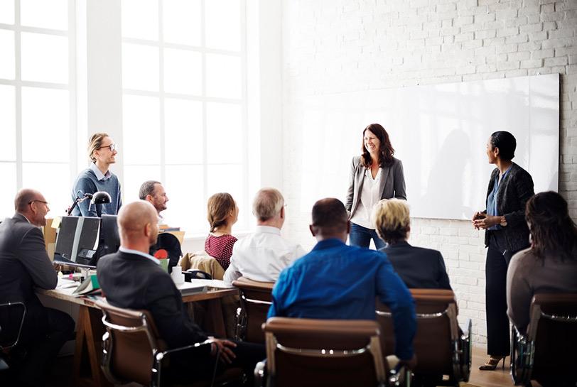 Desarrollo organizacional en el siglo XXI - Portada