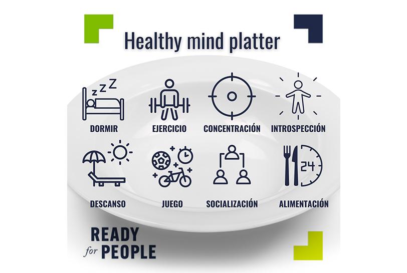 Healthy mind platter: la dieta mental que mejora tu bienestar y eficiencia - Gráfico (fondo)